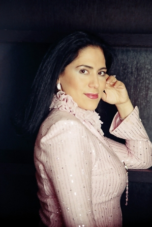 La soprano Olivia Gorra en Bellas Artes
