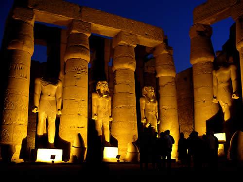 El Cairo, El Nilo, Giza y Templo de Hatchetsup (Egipto)