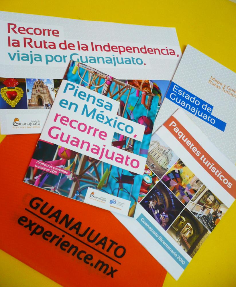 Guanajuato comparte una nueva experiencia