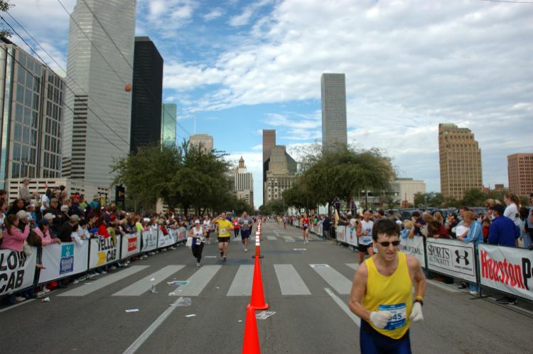 Inicia el año con el Maratón de Houston y la mejor temporada de compras