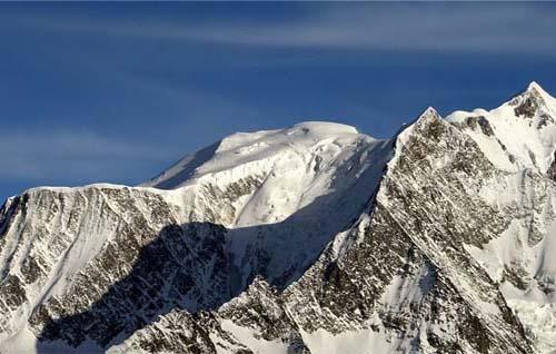 Crean patrimonio glaciar en el Mont Blanc