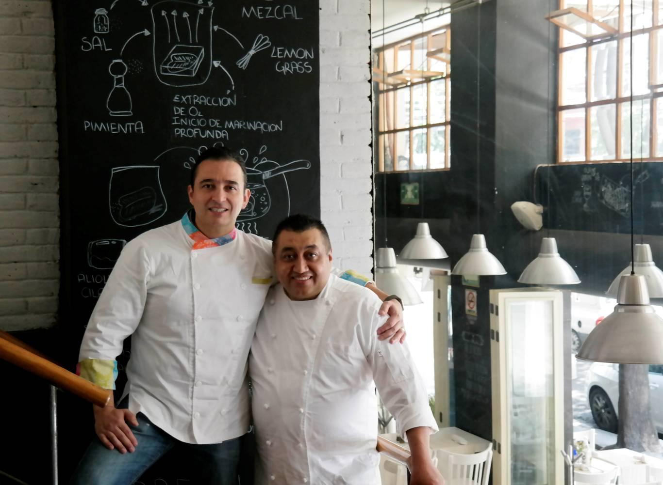 """El Chef Cortés participará en el programa """"Cocinando con Amigos"""" de Restaurante Litoral"""