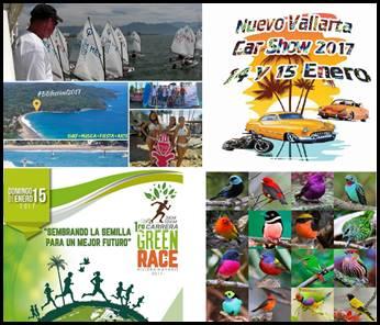 Durante 2017 Riviera Nayarita tendrá grandes eventos