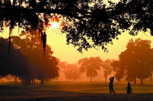 Houston ofrece una amplia gama de campos de Golf