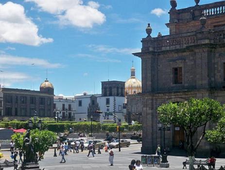 Guadalajara, mucho más que tierra mojada