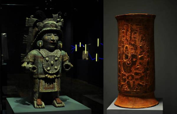 EXPOSICIÓN La sociedad y el tiempo maya LLEGA A ANTROPOLOGÍA