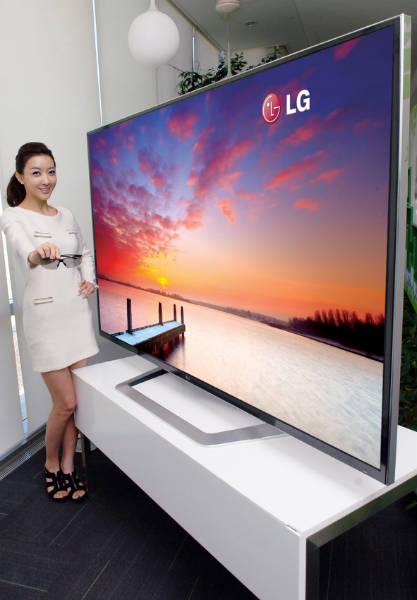 LG Electronics recibe 10 premio por innovación