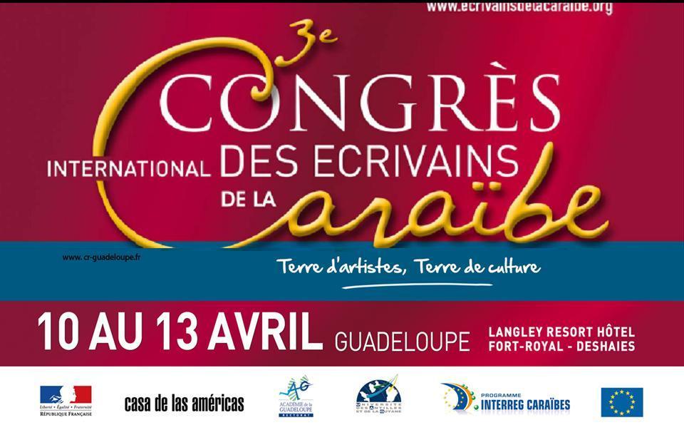 3ª edición del Congreso Internacional de Escritores del Caribe