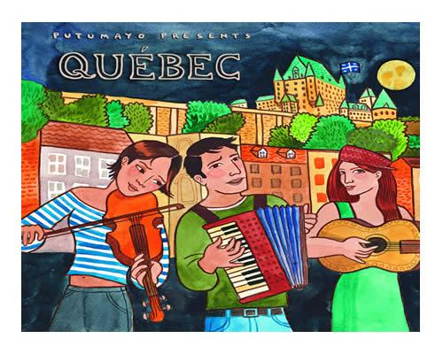 La música de Québec