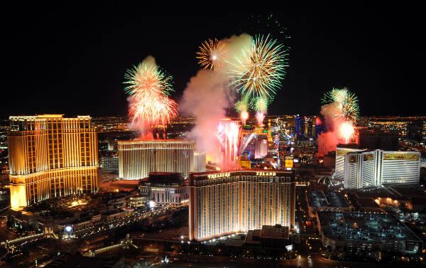 A celebrar en grande en Las Vegas
