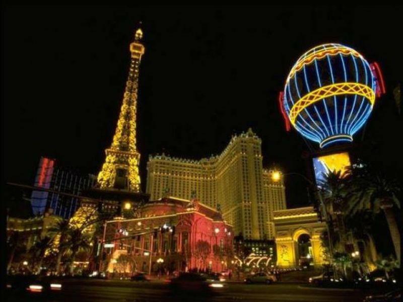 Las Vegas con  Interjet. No podrás resistirte.