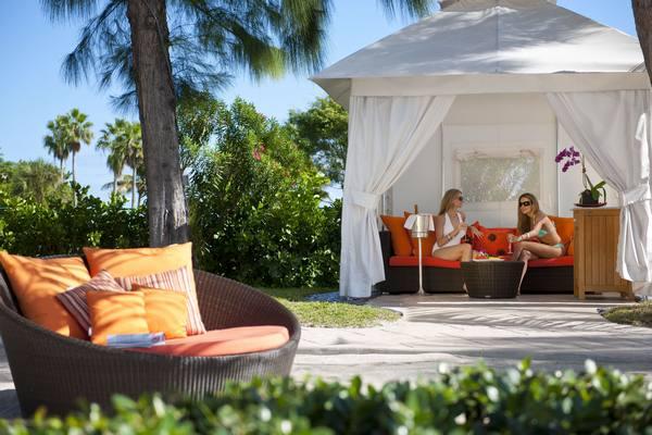 Playa privada en Miami