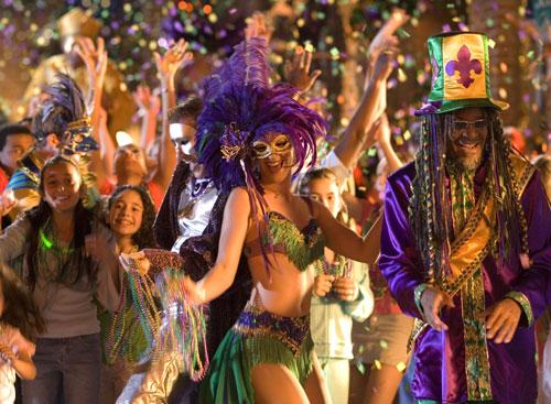 Mardi Gras en Orlando