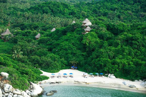 Las playas preferidas de Colombia