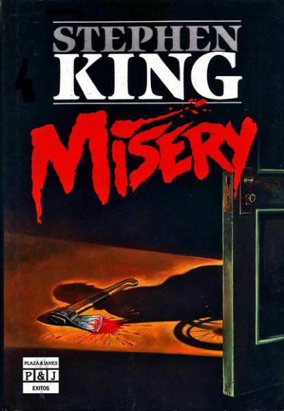 Una novela dentro de una novela: Misery de Stephen King