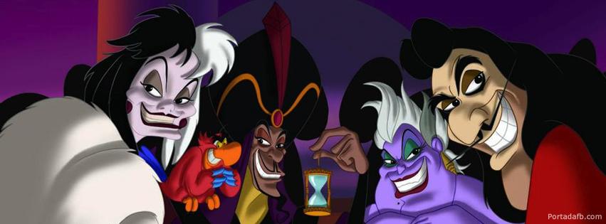 Disney Parks desata a los Villanos