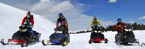 Mammoth Mountain y los deportes de invierno.