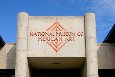 Museo Nacional de Arte Mexicano en Chicago