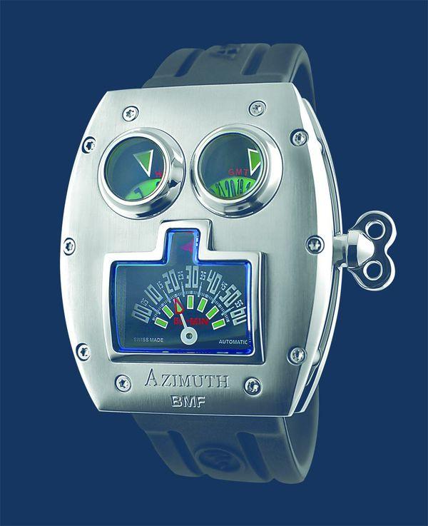 Reloj Azimuth Mr Roboto