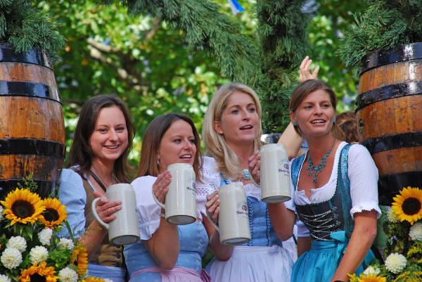 ¡Oktoberfest! Una de las fiestas más emblemáticas del mundo