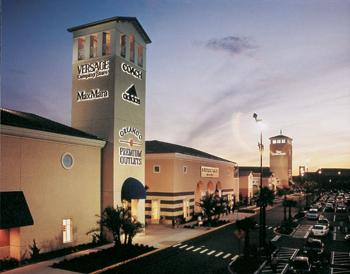 Compras de lujo en Orlando