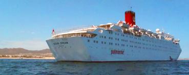 Un crucero para familias mexicanas