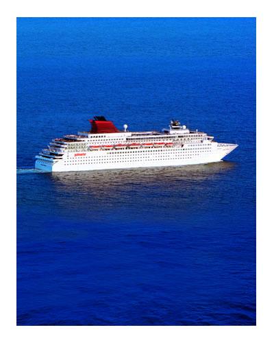 Un crucero por el Pacífico Mexicano