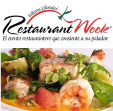 En mayo Restaurant Week 2015 en Puerto Vallarta