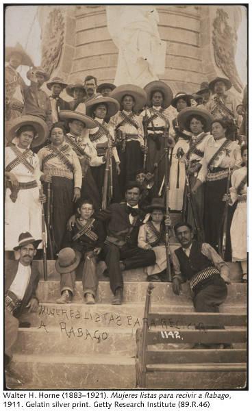 Exposición fotográfica: Revolución Mexicana en LA