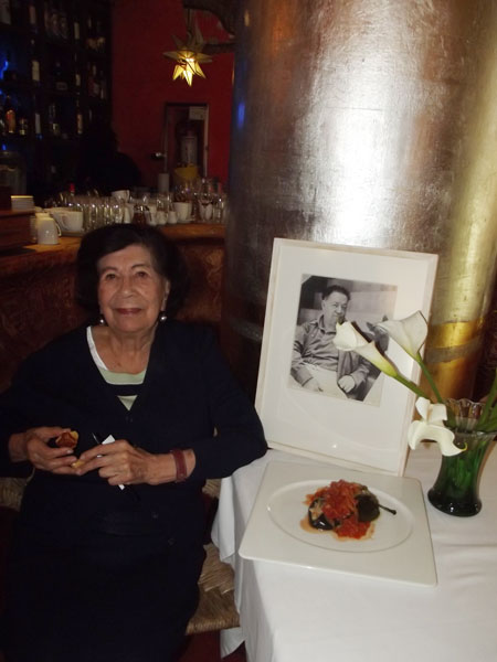 Festival Gastronómico en honor de Diego y Frida