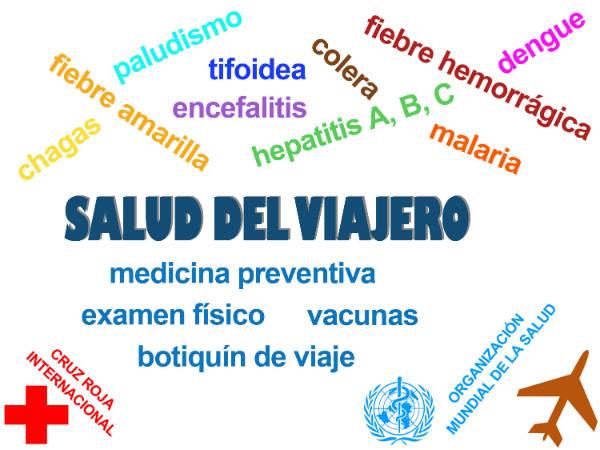 Vacunación y cómo prevenir las enfermedades del viajero