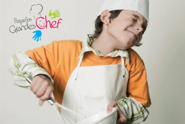 Convierte a tus hijos en pequeños grandes chefs