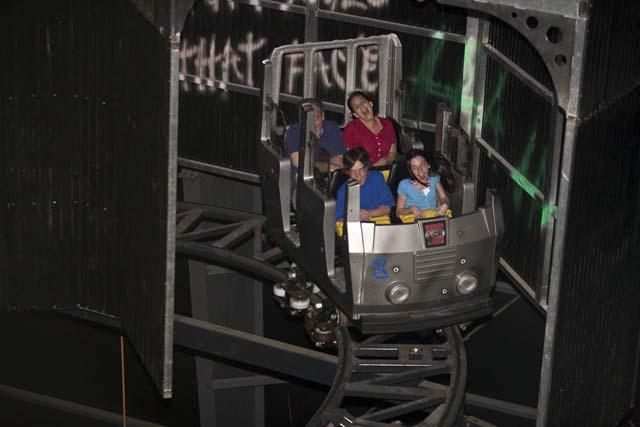 The Dark Knight Coaster
