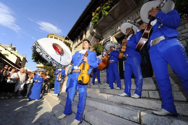 Fiestas mexicanas en Barcelonnette