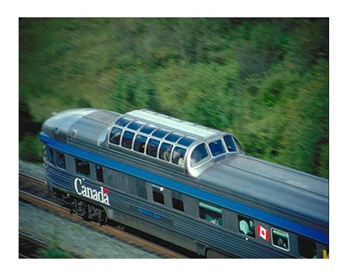 Tren de las Nieves, solo por poco tiempo