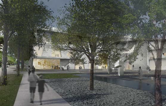 El Museo de Bellas Artes de Houston Inicia Proyecto de Expansión