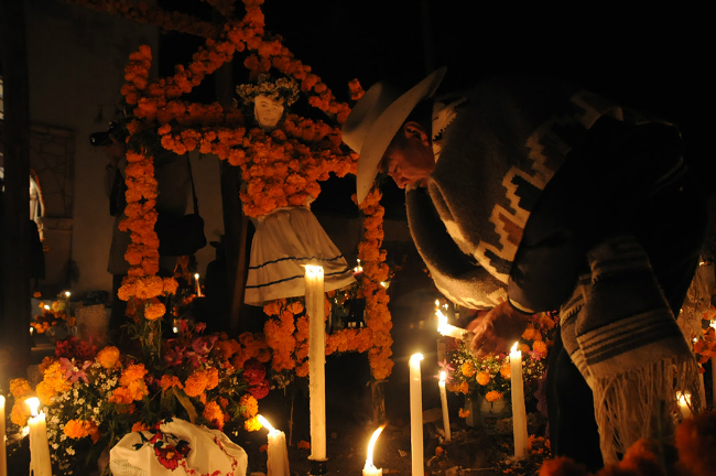 """Michoacán """"El alma de México"""", listo para vivir la tradicional Noche de Muertos"""