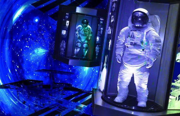"""Space Center Houston Presenta la nueva película """"Journey To Space"""""""